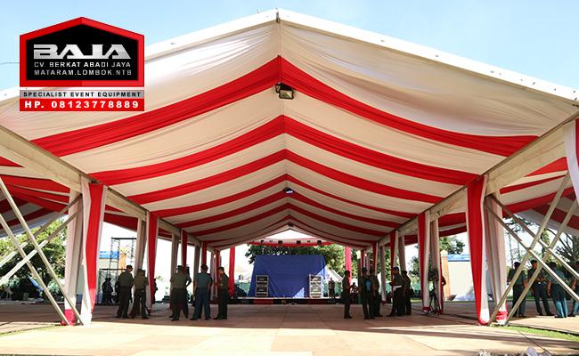 Berkat Abadi Jaya Melayani Penyewaan Tenda Roder